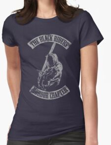 Riders of Middle Earth Womens Fitted T-Shirt