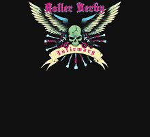 Roller Derby Infirmary (Now In Full Color!) Womens Fitted T-Shirt