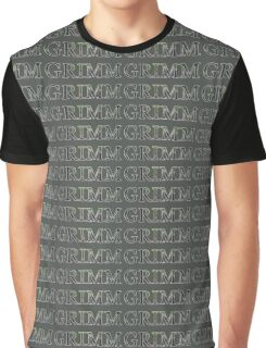 GRIMM - Red Riding Hood Graphic T-Shirt