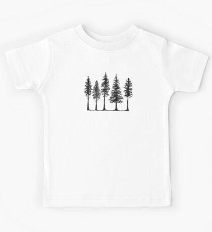 Pines Kids Tee