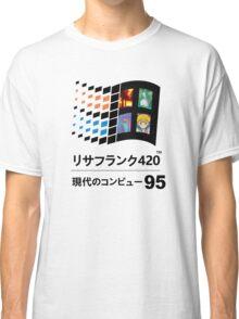 Vaporwave 95 Classic T-Shirt