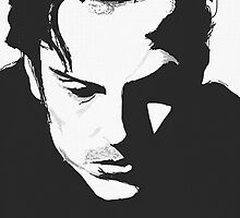 Andrew Scott by bethanyforde