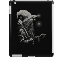Grey Wizard iPad Case/Skin