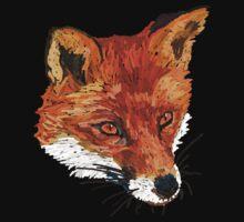 Wild Fox by Walter Rastelli
