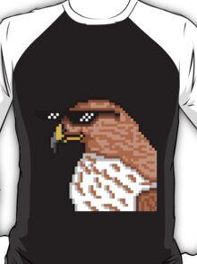 Hawk with Shades T-Shirt