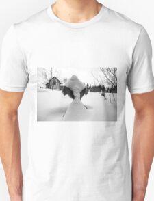 Wadden's Cove Cemetery - Cape Breton Island T-Shirt