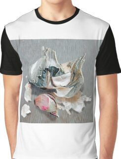 Garlic Bulb Graphic T-Shirt