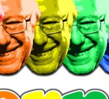 Rainbow Bernie Sanders 2016 Sticker