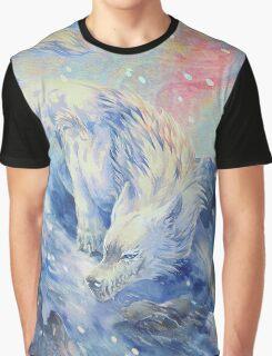 skoll - watercolor Graphic T-Shirt
