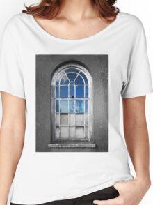 Chapel Window Women's Relaxed Fit T-Shirt