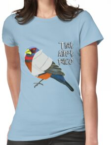 That Ain't Falco Womens Fitted T-Shirt