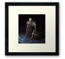 Dark Souls: Sea of Souls Framed Print