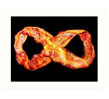 Bacon . . . Infinite Bacon Art Print