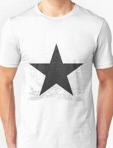 Bowie Tribute Unisex T-Shirt