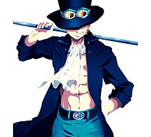 SABO from One Piece Photographic Print