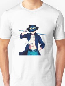 SABO from One Piece Unisex T-Shirt