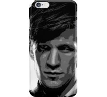Matt Smith: The 11th Doctor iPhone Case/Skin