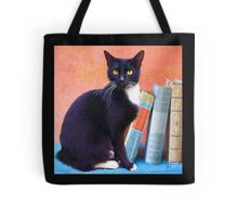 """Exploring the Library"" Tote Bag"