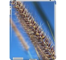 Blowin in the wind iPad Case/Skin