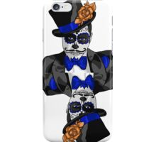 King of Clubs iPhone Case/Skin