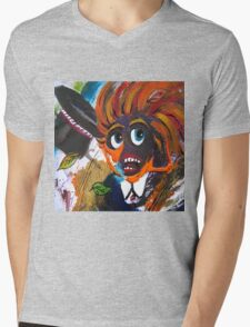 Caught Out On A Windy Day Section  Mens V-Neck T-Shirt