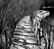 Parndon Mill Bridge Sticker