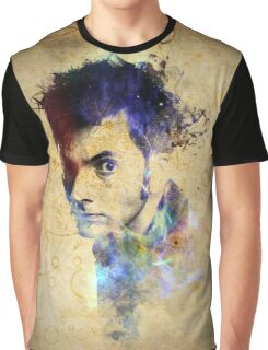 David Tennant - Doctor Who #10 Graphic T-Shirt