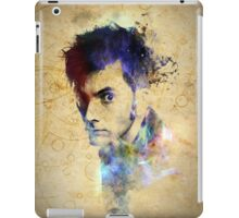 David Tennant - Doctor Who #10 iPad Case/Skin