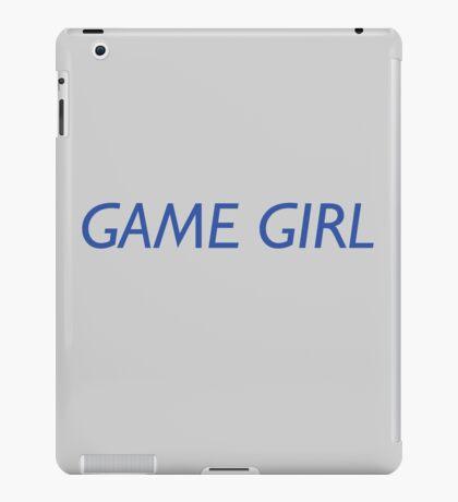 Game Girl iPad Case/Skin