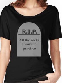 RIP Ft. Socks Women's Relaxed Fit T-Shirt