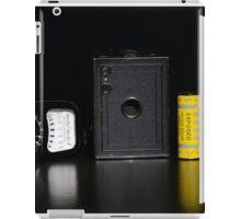 Box Brownie and Weston Master Light Meter  iPad Case/Skin