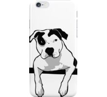 Pit Bull T-Bone iPhone Case/Skin