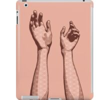 ARMS OF THE LIFE iPad Case/Skin