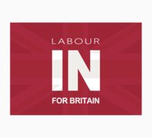 Labour In For Britain One Piece - Short Sleeve
