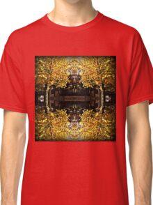 Glowing Meditation  Classic T-Shirt