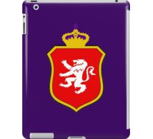 Cretan Coat of Arms iPad Case/Skin