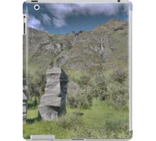 Petrified Trolls at Treble Cone iPad Case/Skin