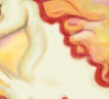 Fire Horse Sticker