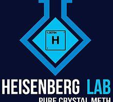 Heisenberg Lab by Yolanda Martínez