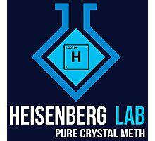 Heisenberg Lab Photographic Print