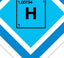Heisenberg Lab Sticker