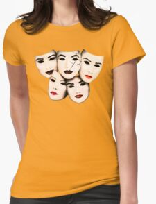 Pretty Little Liars Womens Fitted T-Shirt