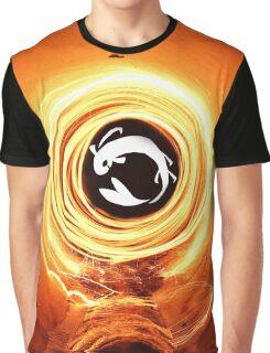 Salmon Spark Graphic T-Shirt