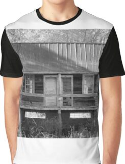 Old House InThe Woods Graphic T-Shirt