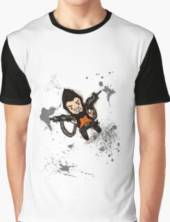 Borderlands 2 - Chibi Gunzy! Graphic T-Shirt