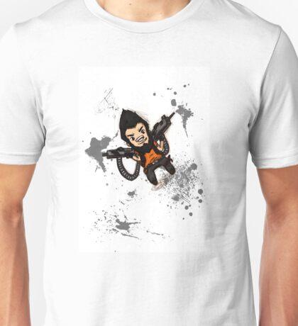 Borderlands 2 - Chibi Gunzy! Unisex T-Shirt