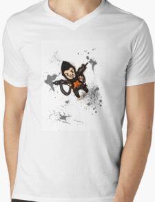 Borderlands 2 - Chibi Gunzy! Mens V-Neck T-Shirt