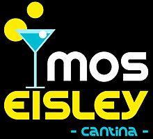 Mos Eisley Cantina by Yolanda Martínez