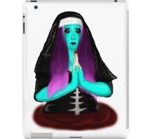 Bloody Nun iPad Case/Skin