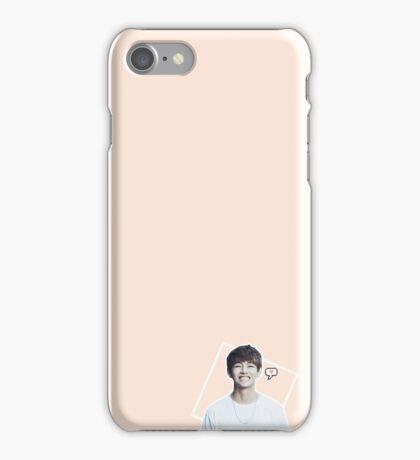 BTS V | PEACH iPhone Case/Skin